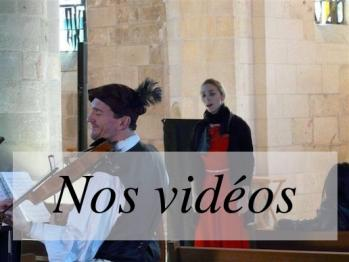 Nos vidéos